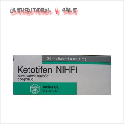 KETOTIFEN NIHFI 1mg-30tabs